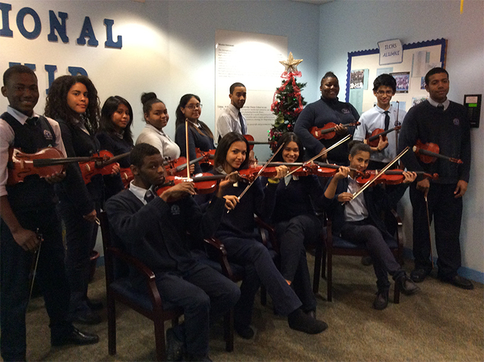 2014-ILCHS-Violin-Club