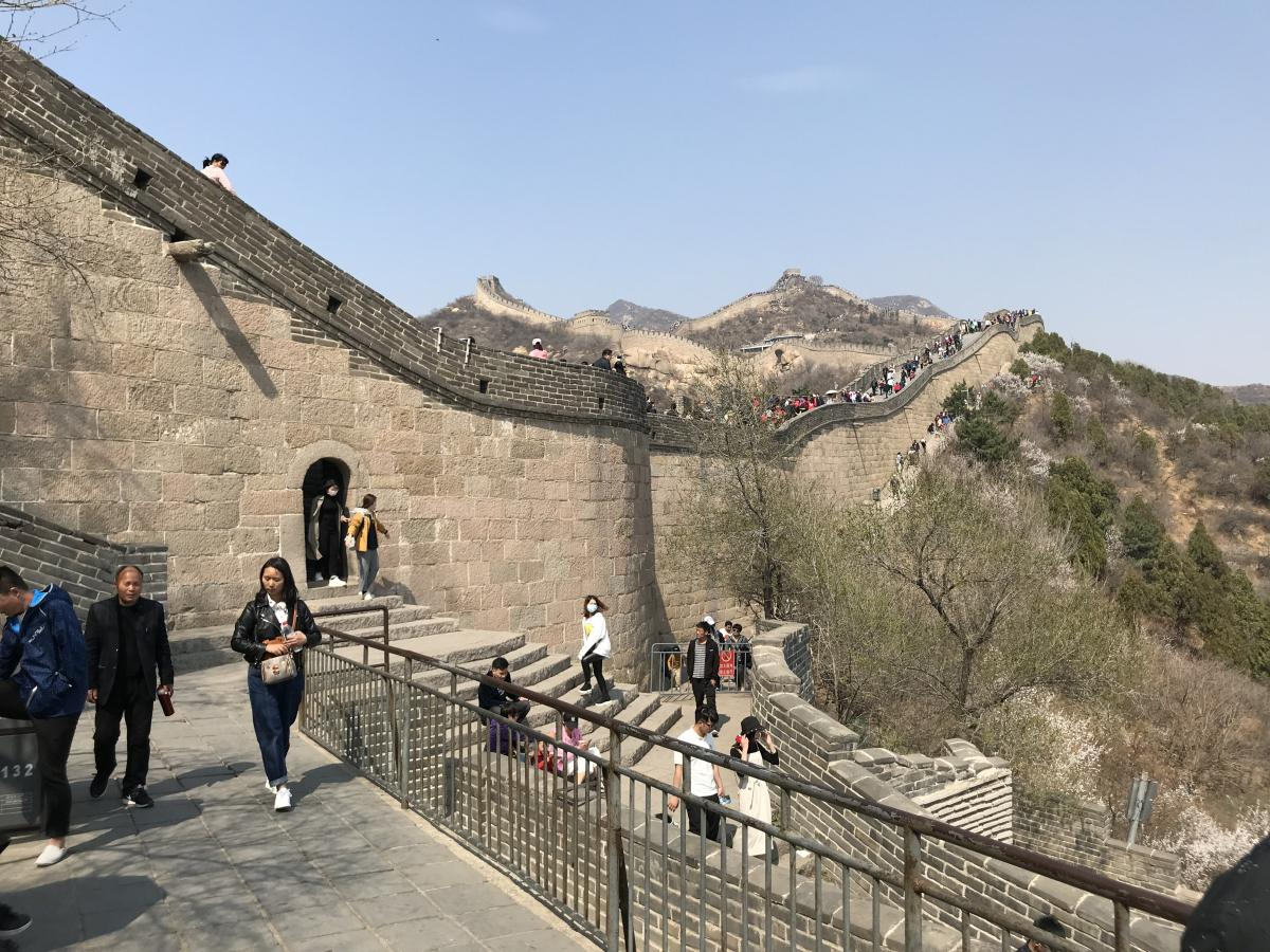 2019 May photos of CEO Dr. Elaine Lopez trip to China