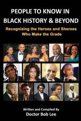 Photo of book People to Know in Black History & Beyond