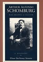 Photo of book Arthur Schomburg