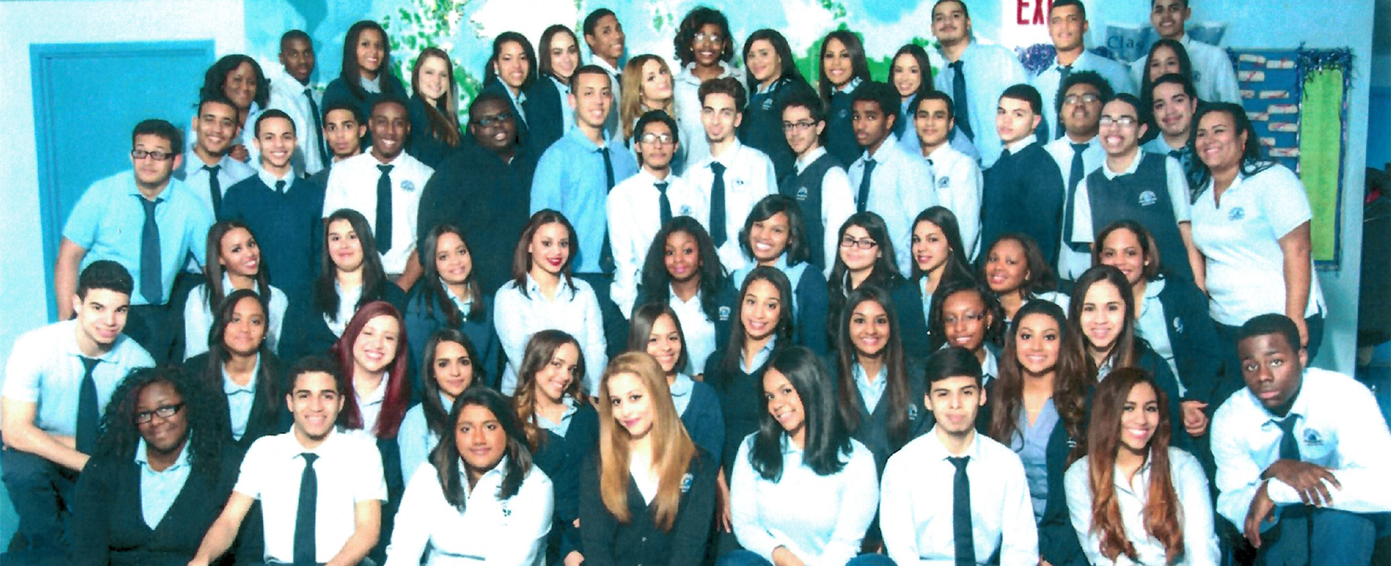 Photo of International Leadership Charter High School class of 2014