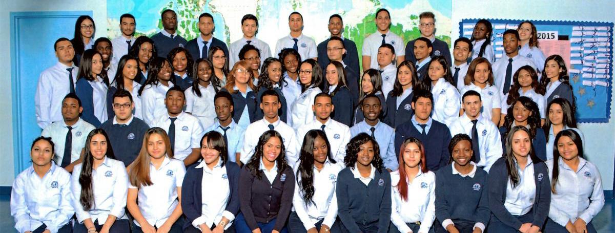 Image International Leadership Charter High School Class of 2015