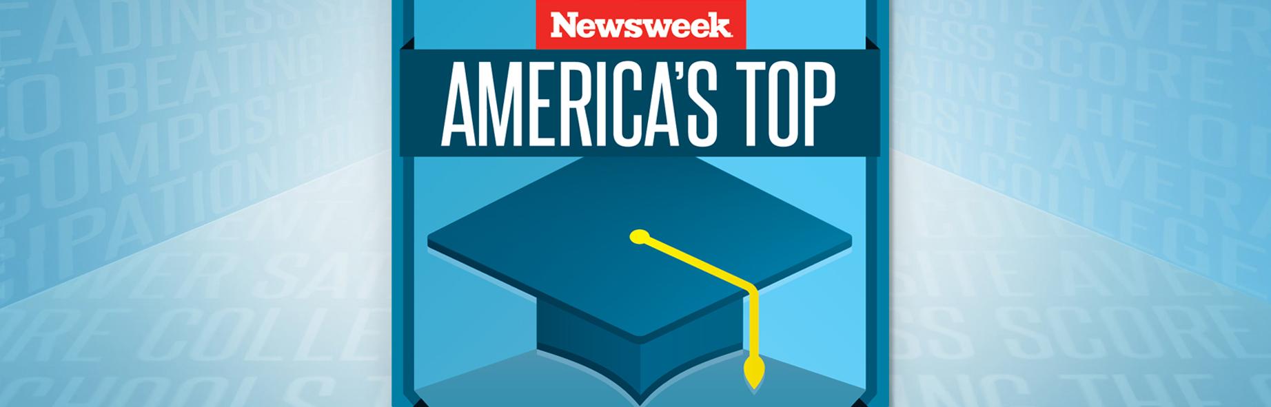 Image Newsweek America's Top High School
