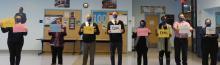 International Leadership Charter High School Vaccination Campaign